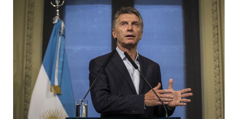 """Macri: """"Estoy seguro de que antes del 14 de abril vamos a pagar"""""""