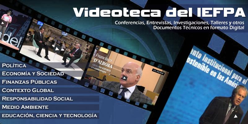 Videoteca del IEFPA