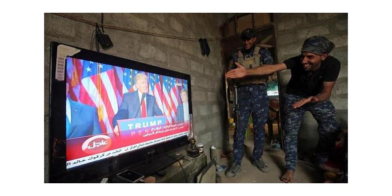 El triunfo de Trump replantea el lugar de EEUU en el mundo