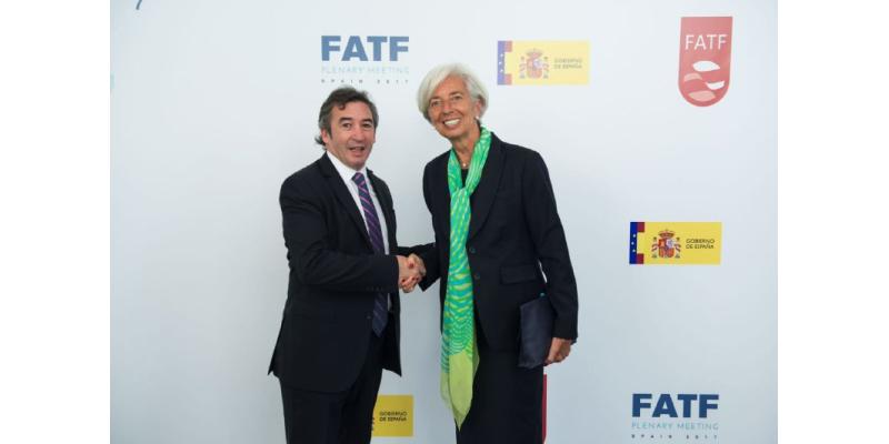 Argentina quedó a cargo del GAFI