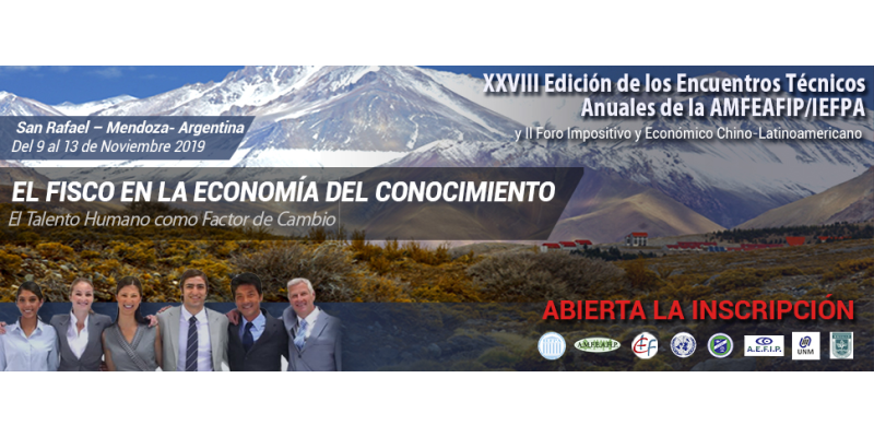 XXVIII  Encuentro Internacional de Administradores Fiscales