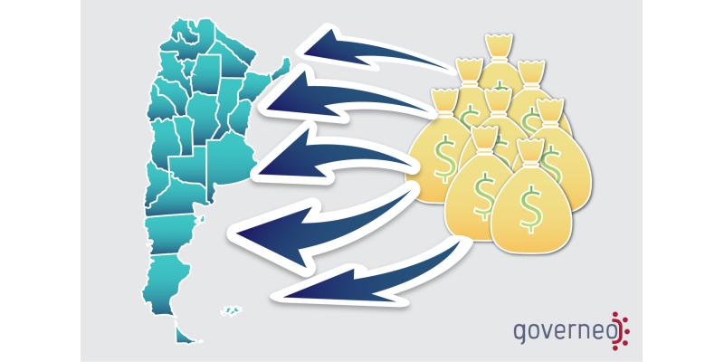 Coparticipación Federal primer semestre
