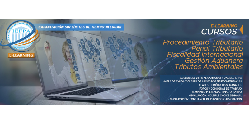 Cursos On Line del IEFPA