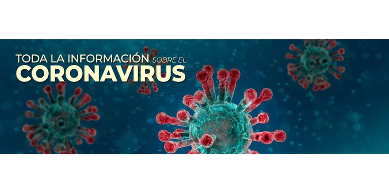 Blog sobre Coronavirus